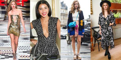 Clothing, Outerwear, Dress, Fashion accessory, Style, Street fashion, Waist, Fashion, Bag, Youth,