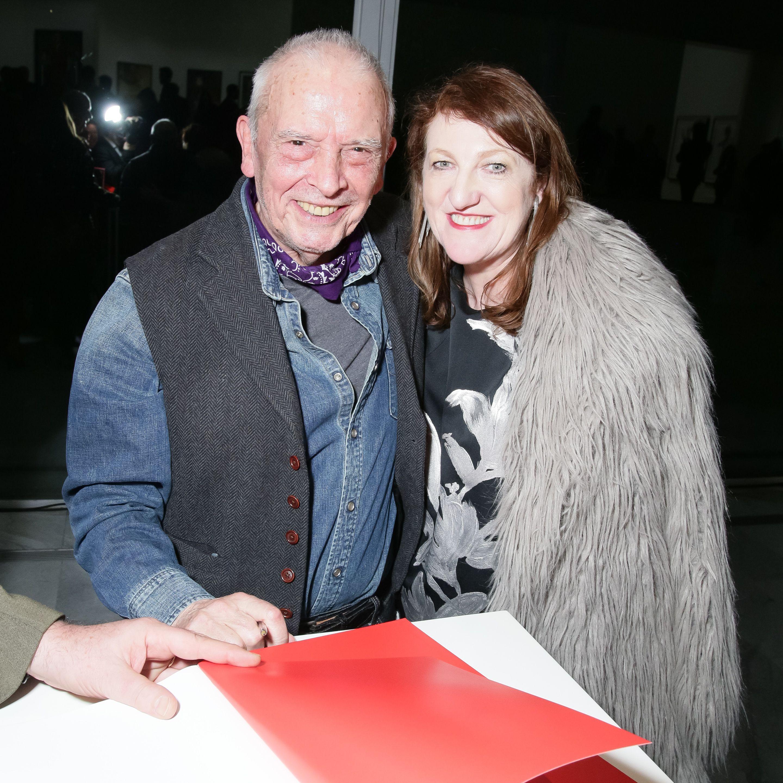 David Bailey, Glenda Bailey