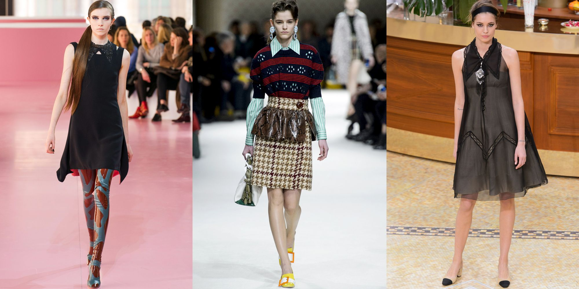 Fashion trends for fall - Fall 2015 Top Micro Trends Emerging Fashion Trends From The Fall Runways