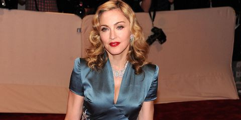 Madonna Reveals Why She Didn't Report Being Raped