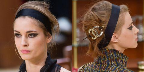Hair, Head, Ear, Hairstyle, Hair accessory, Style, Eyelash, Fashion accessory, Headgear, Fashion,