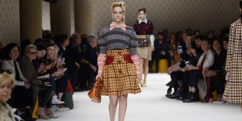 1446073eb5c1 Paris Fashion Week Fall 2015 - Best Paris 2015 Runway Fashion