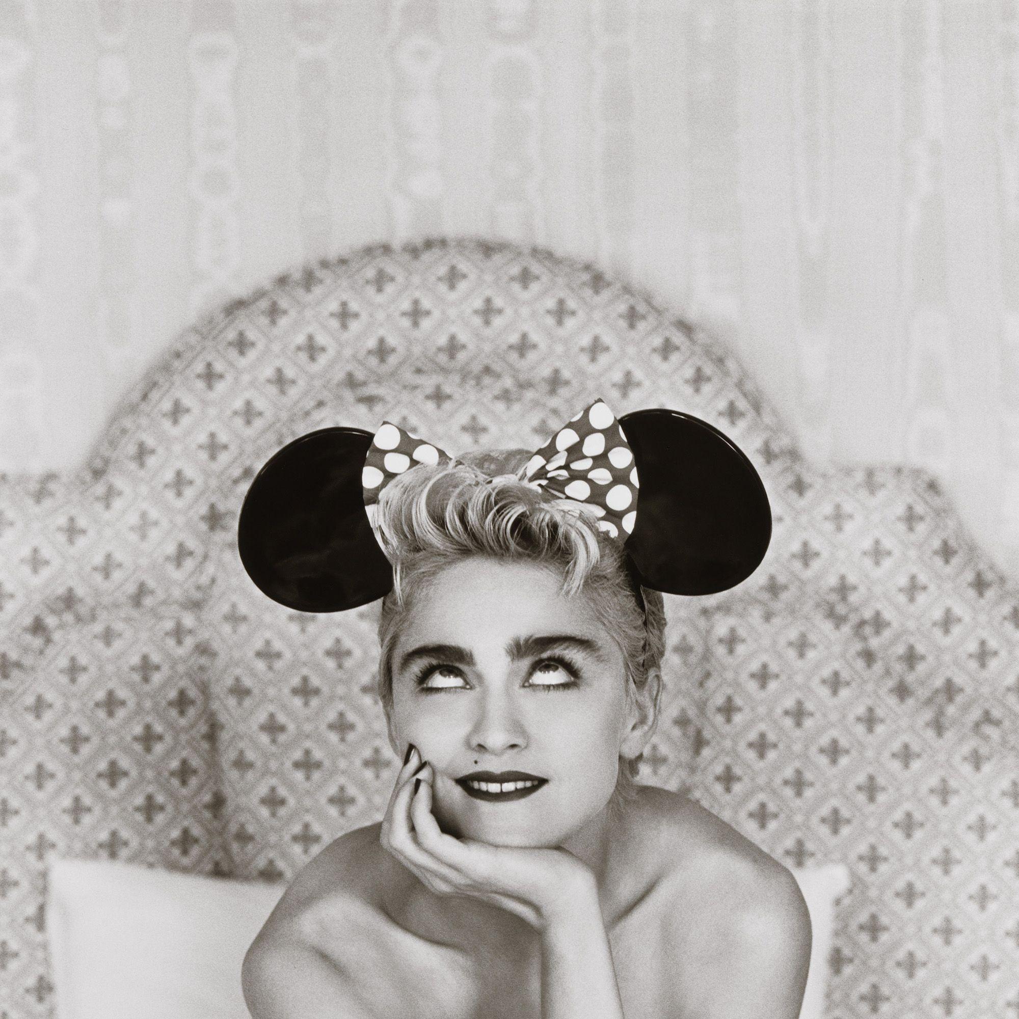 Madonna, Tokyo&#xA&#x3B;Herb Ritts (American, 1952–2002)&#xA&#x3B;1987&#xA&#x3B;Photograph, gelatin silver print&#xA&#x3B;* Gift of Herb Ritts&#xA&#x3B;© Herb Ritts Foundation&#xA&#x3B;* Courtesy Museum of Fine Arts, Boston