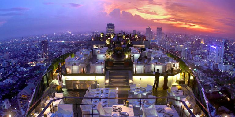 The 10 Bars With the Best Views in the World
