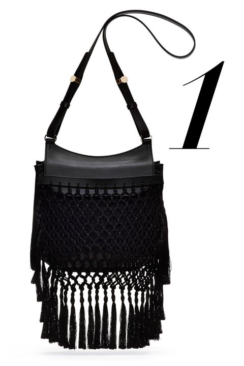 "<em>The Row bag, $6,200, <a href=""http://www.neimanmarcus.com/THE-ROW-Hunting-11-Woven-Shoulder-Bag-Black-the-row/prod176680022___/p.prod?icid=&amp;searchType=MAIN&amp;rte=%252Fsearch.jsp%253FN%253D4294914334%2526_requestid%253D295479%2526Ntt%253Dthe%252Brow&amp;eItemId=prod176680022&amp;cmCat=search"">neimanmarcus.com</a></em>"