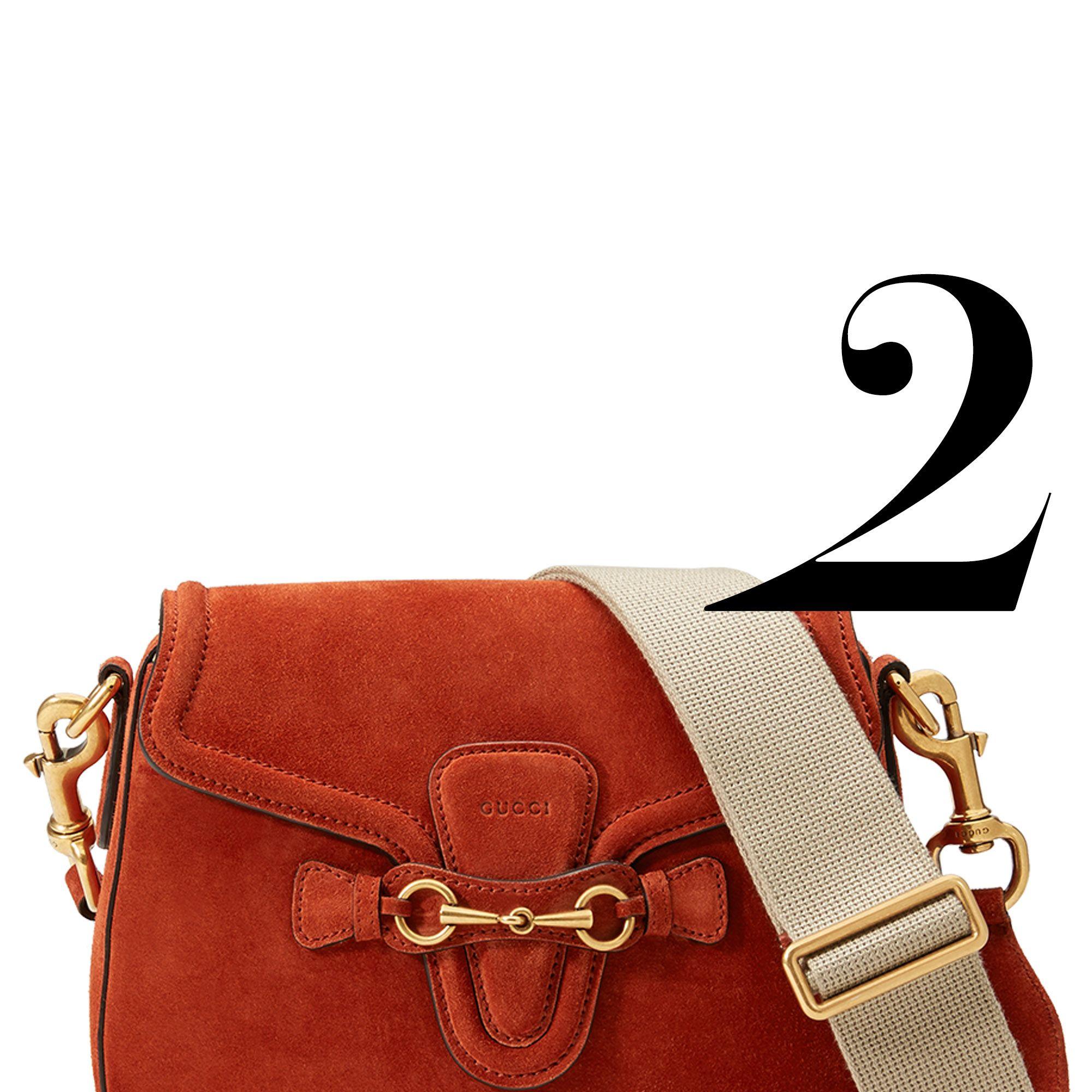 """<em>Gucci bag, $2,100, <a href=""""http://www.gucci.com/us/styles/380573CEMHT7275#"""">gucci.com</a></em>"""