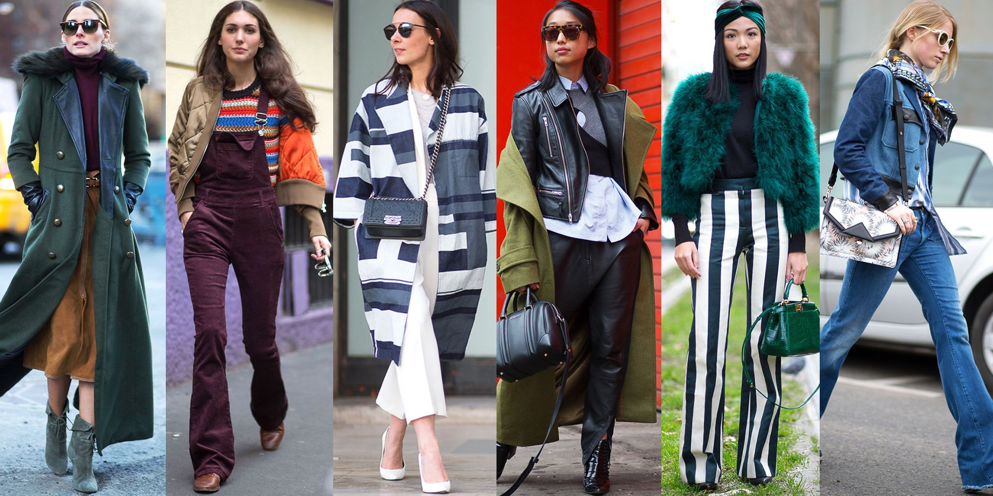 The Top Street Style Trends Spotted at Fall 2015 Fashion Week ...