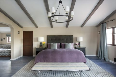 """""""Welcome spring and treat yourself! Pick up a new duvet and shams to brighten up your bedroom. This easy fix not only brings color to your room but can help motivate you to make your bed each and every day!"""" —<a target=""""_blank"""" href=""""http://www.ryanwhitedesigns.com/""""><em>Ryan White</em></a>"""
