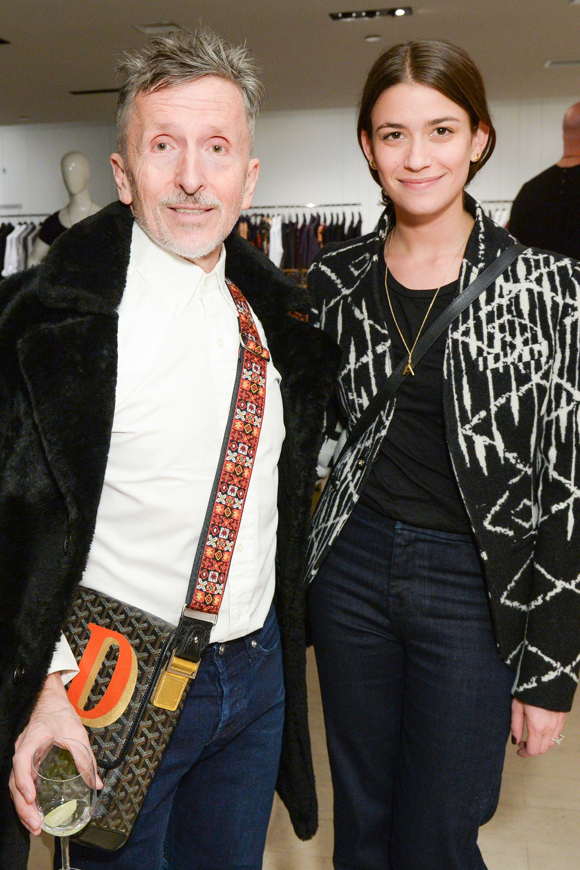 Amanda Weiner, Simon Doonan