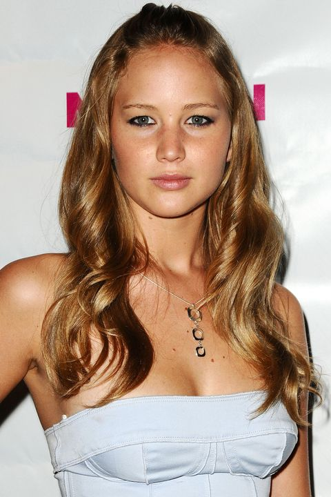 WEST HOLLYWOOD, CA - AUGUST 24:  Actress Jennifer Lawrence arrives at Nylon Magazine's TV Issue launch party at SkyBar on August 24, 2009 in West Hollywood, California.  (Photo by Jason LaVeris/FilmMagic)