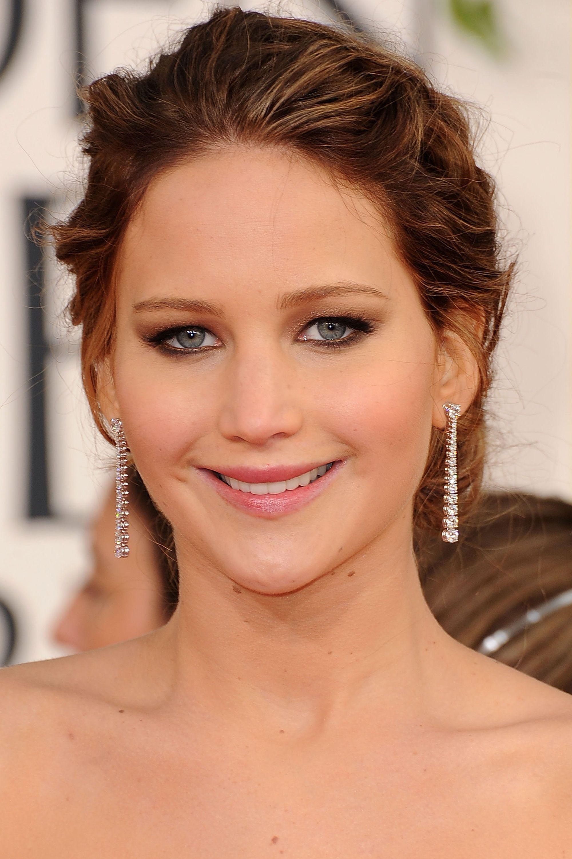 Jennifer Lawrence Arrives At The Hunger Games Mockingjay Part 2 Paris Photocall Cinema