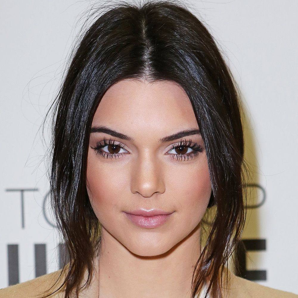 LONDON, ENGLAND - FEBRUARY 22:  Kendall Jenner attends the Topshop Unique show during London Fashion Week Fall/Winter 2015/16 at Tate Britain on February 22, 2015 in London, England.  (Photo by David M. Benett/Getty Images for Topshop)