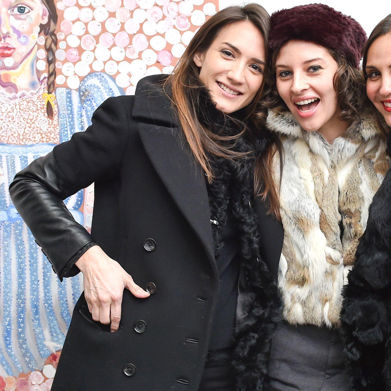 Zani Gugelmann, Amirah Kassem, Sabine Heller