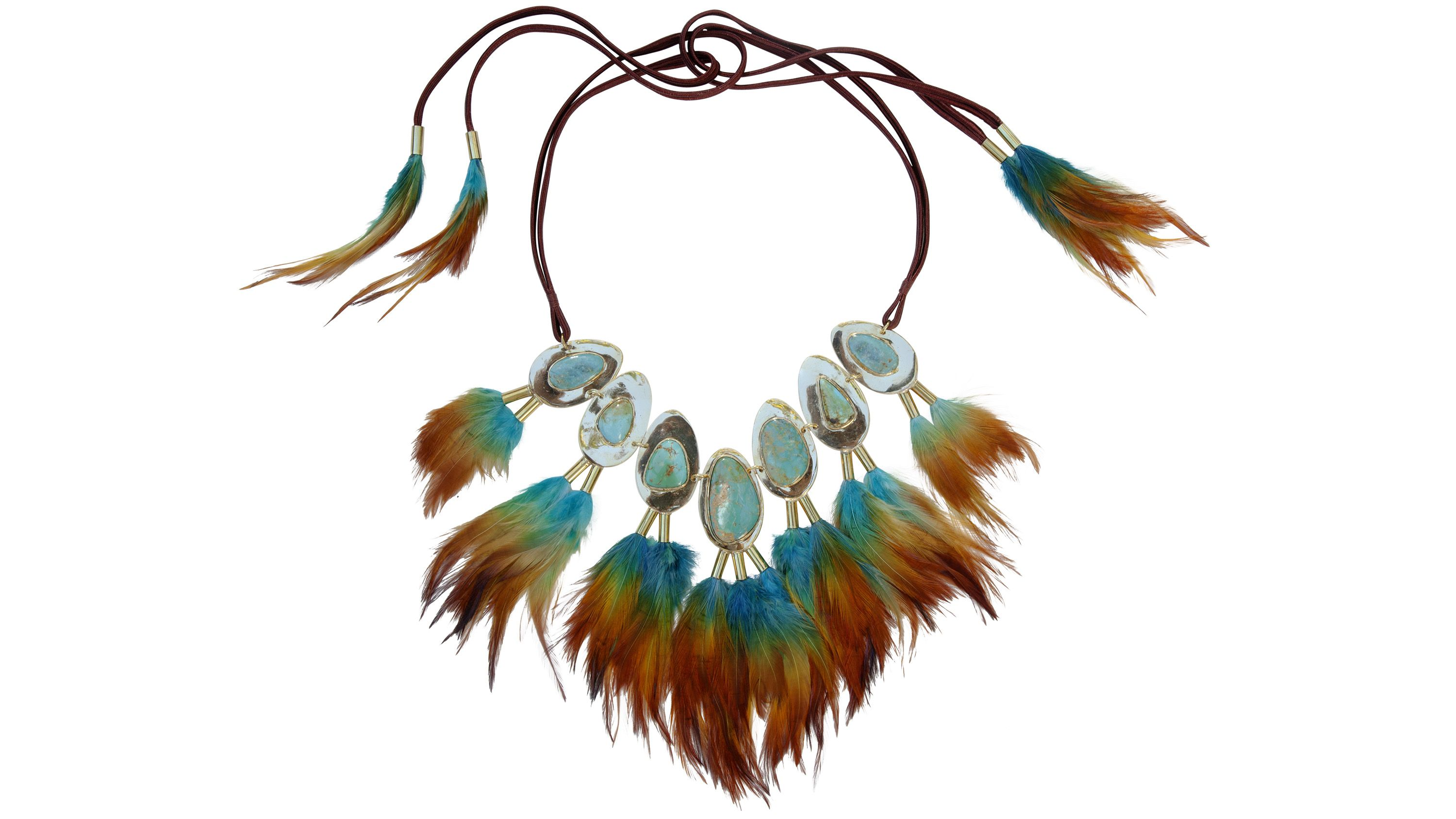 """<p><strong>Lisa Eisner Jewelry</strong> necklace, $10,000, <a target=""""_blank"""" href=""""http://lisaeisnerjewelry.com/collection.html"""">lisaeisnerjewelry.com</a>.</p>"""