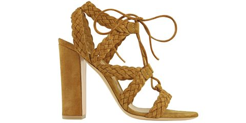 "<p><strong>Gianvito Rossi </strong>sandal, $995, <a target=""_blank"" href=""http://www.net-a-porter.com/us/en/product/541429"">net-a-porter.com</a>.</p>"