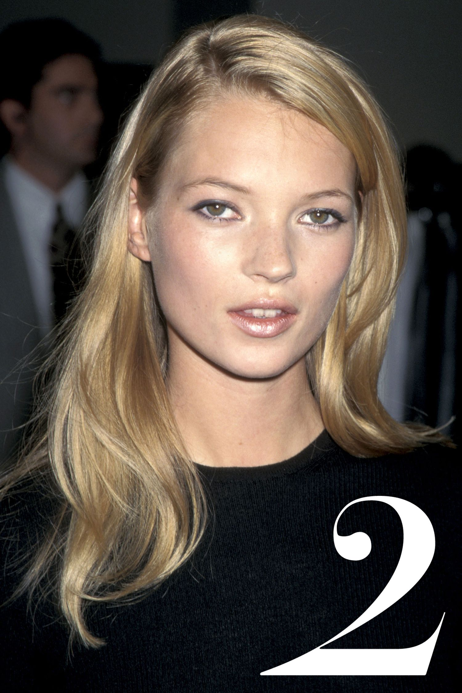 Kate Moss during Kate Moss Calvin Klein Boutique Personal Appearance at Saks Fifth Avenue Store in Beverly Hills, California, United States. (Photo by Jim Smeal/WireImage)