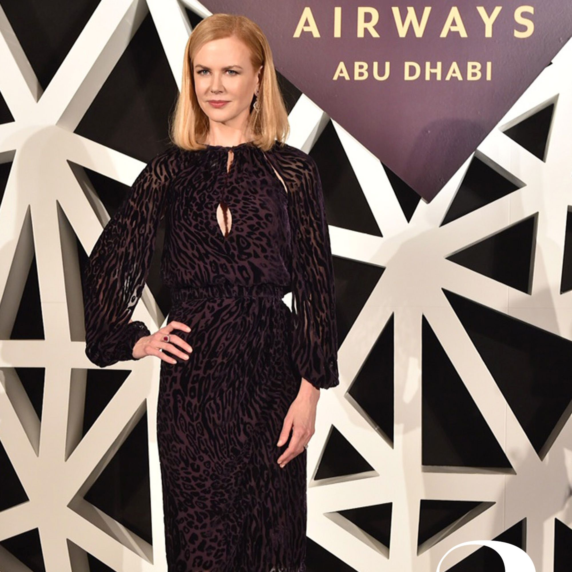 """At 5' 11"""" Nicole Kidman needs a bit of space when she flies. Now the leggy actress has become the global ambassador for Etihad luxury airlines. The Hours Oscar-winner, 47, says she's been using the Middle Eastern firm for many years as she jets between movie sets and Hollywood. """"This is my second home here,"""" she told The National magazine in the UAE. """"I spend so much time flying just because of my job, and also because I am a traveller and I am curious about the world,"""" added the Australian/American star. """"I have done movies all over the Middle East so I had flown Etihad many times prior to becoming their ambassador,"""" continued the Dead Calm actress. """"When we talk about style, elegance and flair, that is Nicole,"""" said the president of the airline James Hogan. """"She is a great star, a great friend of Etihad Airways and a great friend of Abu Dhabi,"""" he added.&#xA&#x3B;&lt&#x3B;P&gt&#x3B;&#xA&#x3B;Pictured: Nicole Kidman&#xA&#x3B;&lt&#x3B;B&gt&#x3B;Ref: SPL975910  140315  &lt&#x3B;/B&gt&#x3B;&lt&#x3B;BR/&gt&#x3B;&#xA&#x3B;Picture by: Etihad/Splash News&lt&#x3B;BR/&gt&#x3B;&#xA&#x3B;&lt&#x3B;/P&gt&#x3B;&lt&#x3B;P&gt&#x3B;&#xA&#x3B;&lt&#x3B;B&gt&#x3B;Splash News and Pictures&lt&#x3B;/B&gt&#x3B;&lt&#x3B;BR/&gt&#x3B;&#xA&#x3B;Los Angeles:310-821-2666&lt&#x3B;BR/&gt&#x3B;&#xA&#x3B;New York:212-619-2666&lt&#x3B;BR/&gt&#x3B;&#xA&#x3B;London:870-934-2666&lt&#x3B;BR/&gt&#x3B;&#xA&#x3B;photodesk@splashnews.com&lt&#x3B;BR/&gt&#x3B;&#xA&#x3B;&lt&#x3B;/P&gt&#x3B;"""