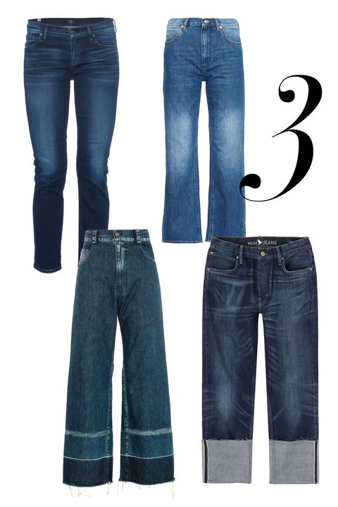 "One of the newest ideas in denim lives just slightly above the ankle.  <em>See by Chloe jeans, $228, <a target=""_blank"" href=""http://www.matchesfashion.com/product/1000001?country=USA&amp;currency=USD&amp;indcurrency=USD&amp;vzwty=cgid:16429855617