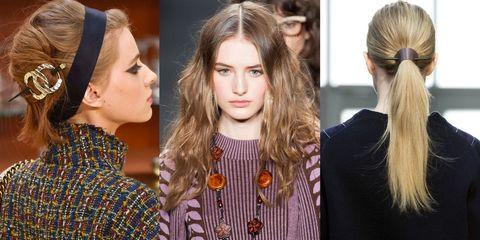 Fall 2015 hair trends