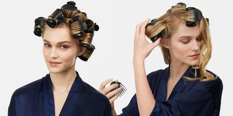The New Way to Use Hot Rollers - A Step by Step Guide to