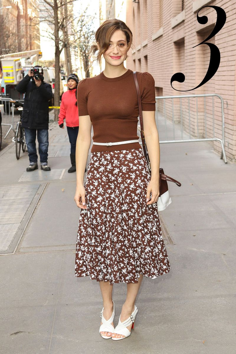 134428, Emmy Rossum is seen leaving ABC studios after making an appearance on 'The View' in New York City. New York, New York - Thursday March 19, 2015. Photograph: © Jeffery Duran, PacificCoastNews. Los Angeles Office: +1 310.822.0419 sales@pacificcoastnews.com FEE MUST BE AGREED PRIOR TO USAGE