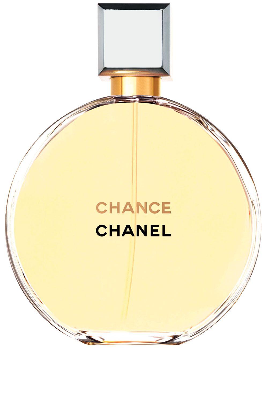 "<strong>Chanel</strong> Chance eau de parfum, $122, <a target=""_blank"" href=""http://www.chanel.com/en_US/fragrance-beauty/Fragrance-Chance-CHANCE-88251/sku/88254?WT.srch=1&WT.mc_id=FB_PLAFragrance_en_US_&WT.mc_t=sea&ci_src=17588969&ci_sku=126520&WT.srch=1&WT.mc_id=FB_PLASkincare_en_US_0914&WT.mc_t=sea"">chanel.com</a>."