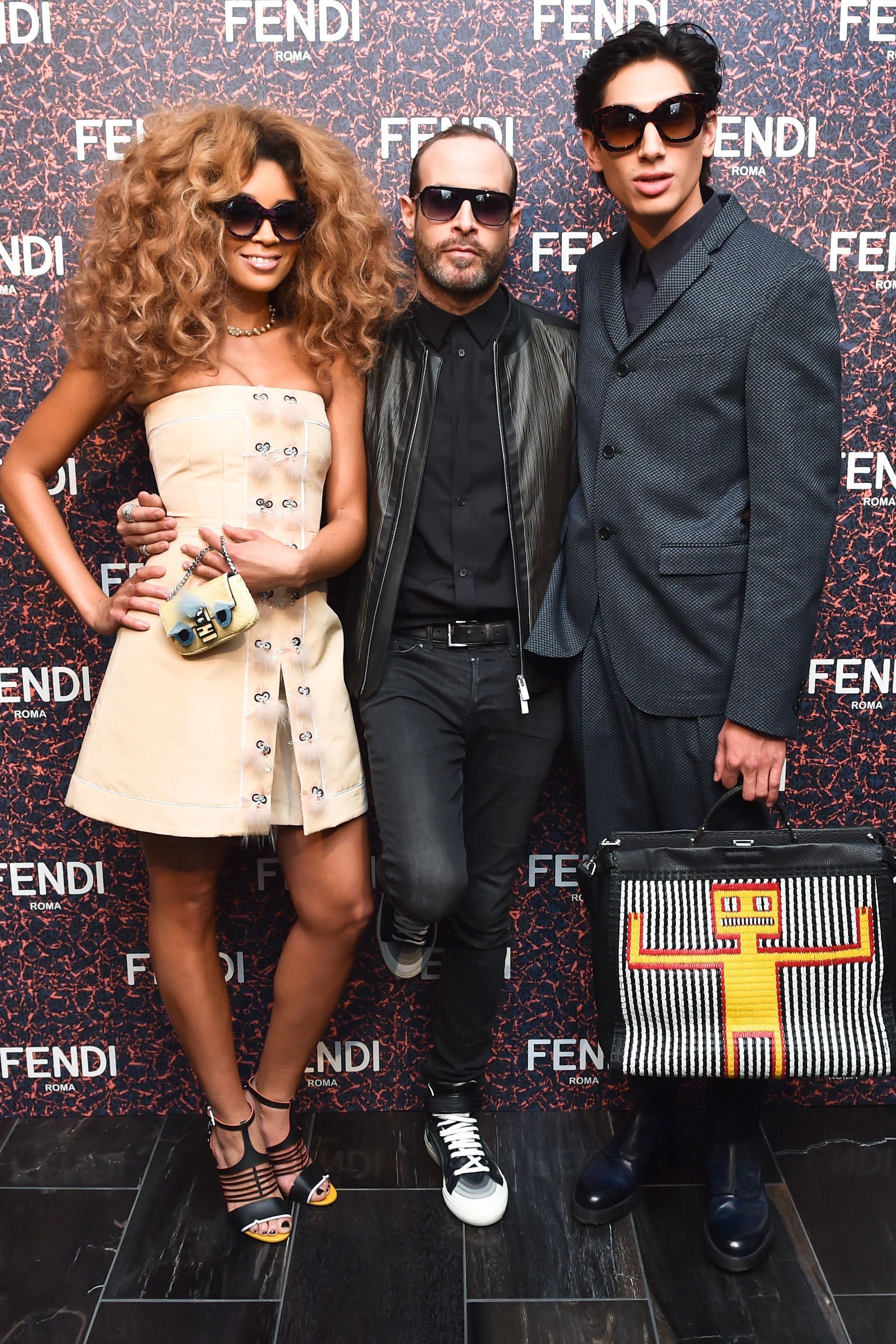 Jillian Hervey, Thierry Lasry, Lucas Goodman