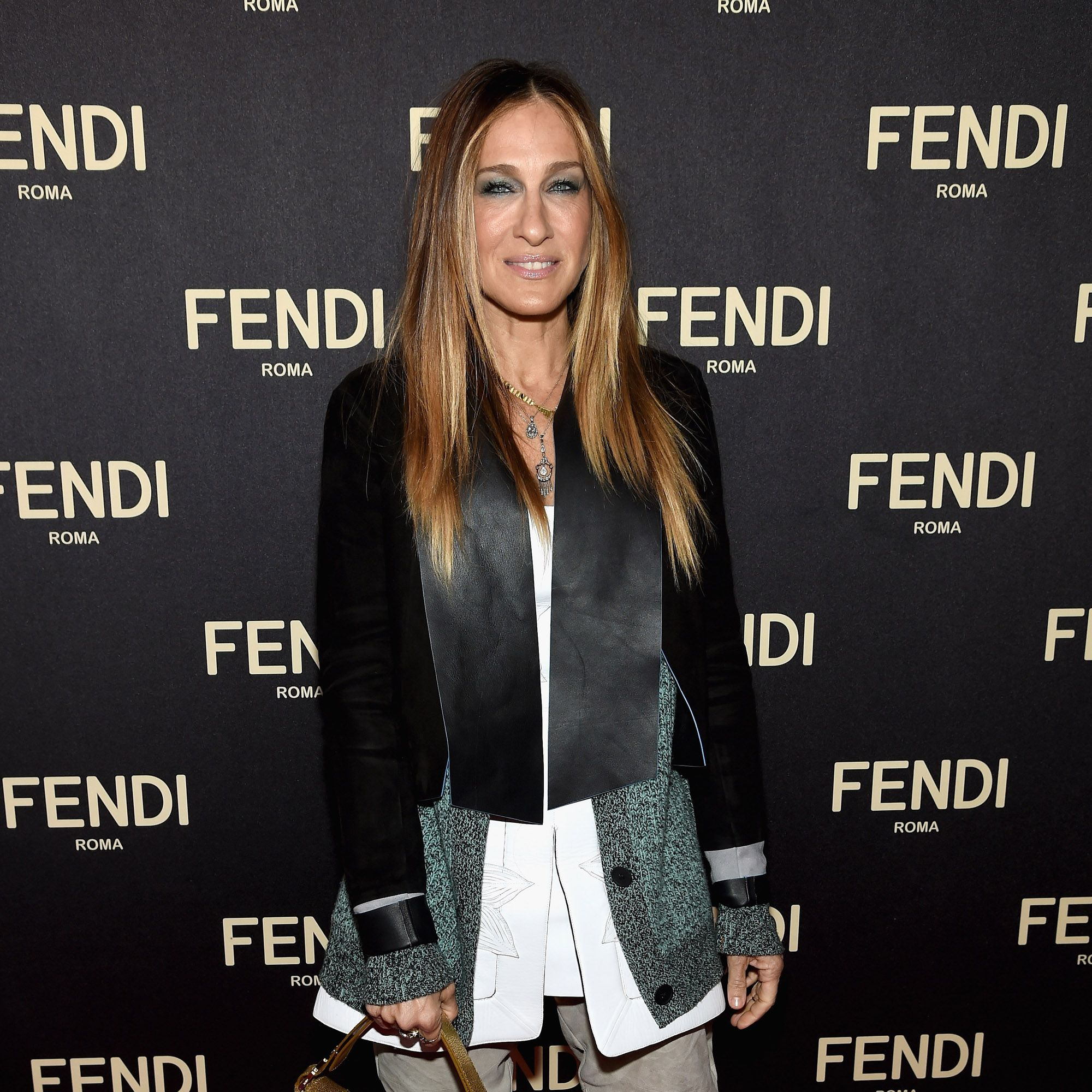 NEW YORK, NY - FEBRUARY 13:  Sarah Jessica Parker attends FENDI celebrates the opening of the New York flagship store on February 13, 2015 in New York City.  (Photo by Dimitrios Kambouris/Getty Images for FENDI)