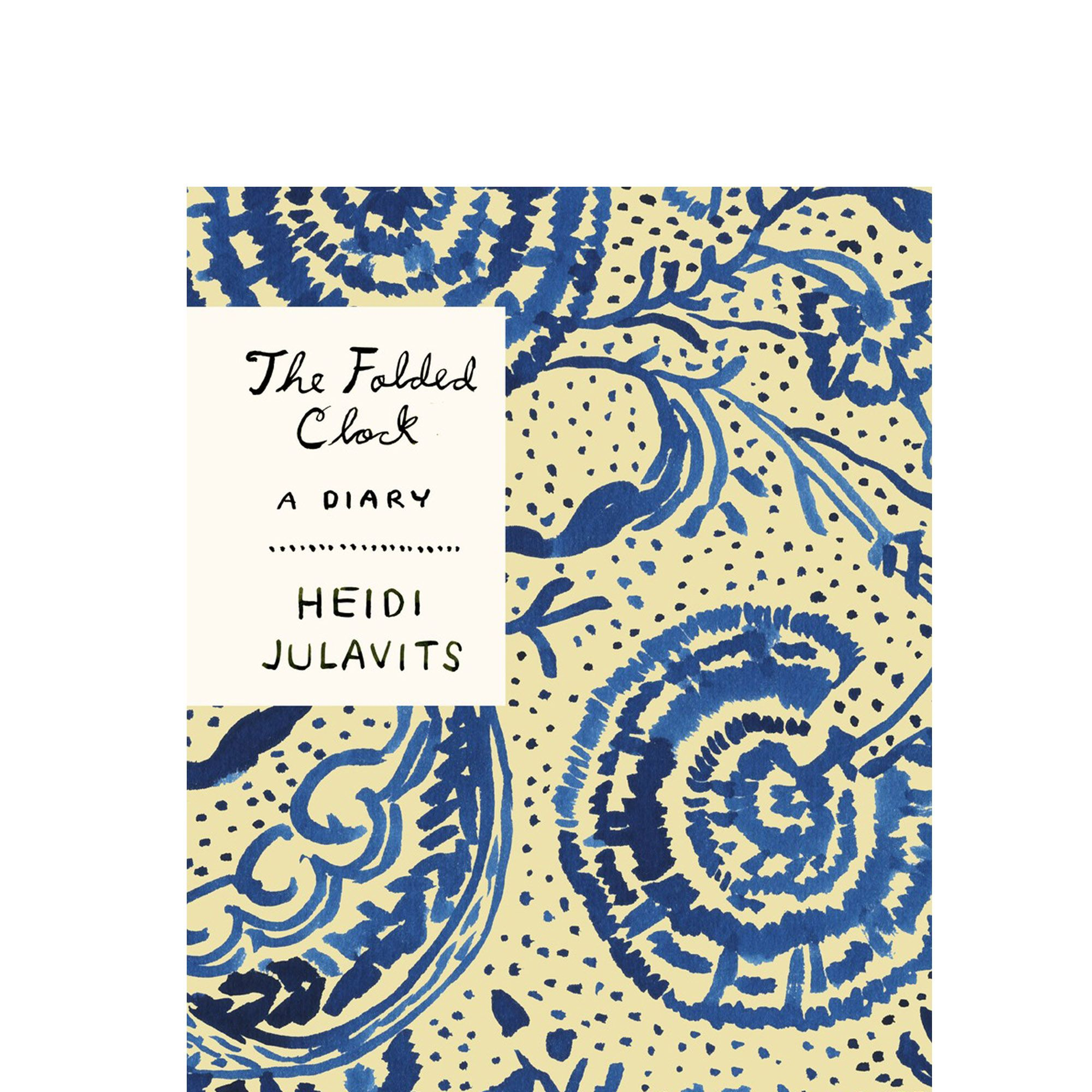 """Looking back at her girlhood diaries, Heidi Julavits discovered a montage of anxieties about academic success, beauty, boys and popularity. """"I want to good-naturedly laugh at this person,"""" she confesses, """"I want to but I can't. What she wanted then is scarcely different from what I want today."""" In <a target=""""_blank"""" href=""""http://www.amazon.com/The-Folded-Clock-A-Diary/dp/0385538987""""><em>The Folded Clock</em></a>, Julavits revisits the art of the daily chronicle from the perspective of an adult. Keeping a journal every day for one year, she contemplates issues of aging, sex and marriage, parenting, ambition, and the possibility of who she might have become. <em>Out with Doubleday April 7.</em>"""