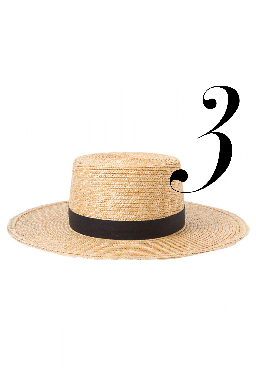 "<em>Janessa Leone hat, $213, <a target=""_blank"" href=""http://shop.harpersbazaar.com/designers/janessa-leone/klint-hat/"">shopBAZAAR.com</a>.</em>"