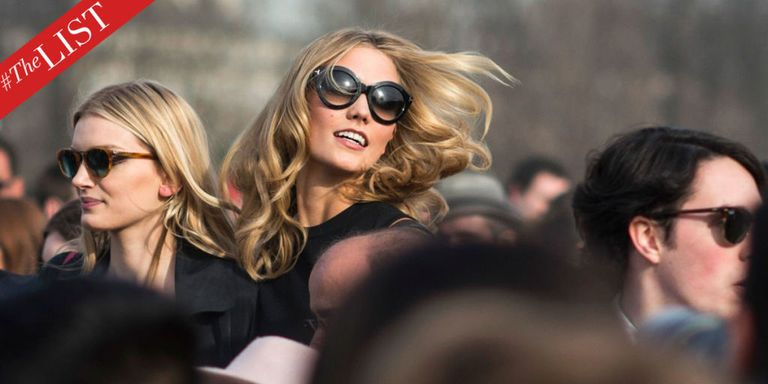#TheLIST: Best Street Style Hair
