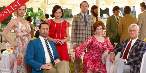 #TheLIST: The Best of Spring TV