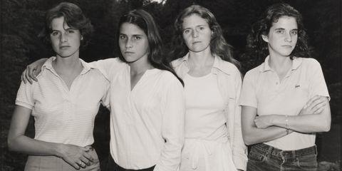 9325 Nixon Brown Sisters 1975