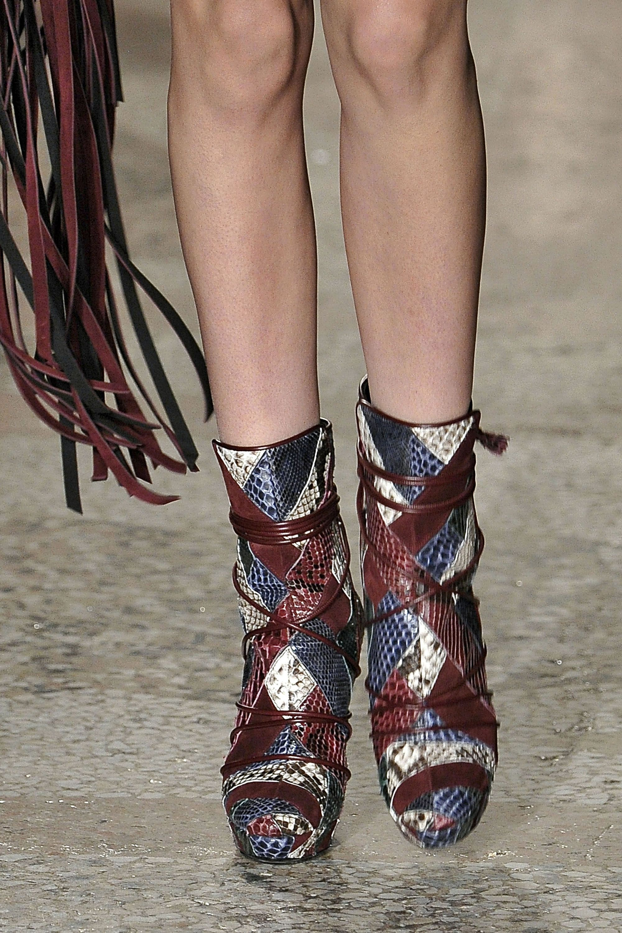 Fall 2015 Shoe Trends On the Runways