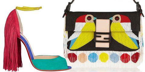 Product, Yellow, Bird, Creative arts, Shoulder bag, Undergarment, Illustration, Fashion design, Costume accessory, Beak,