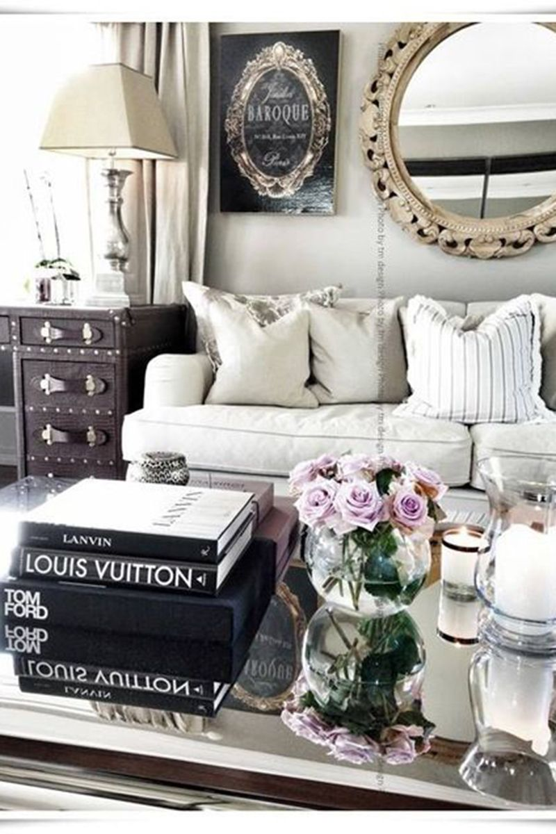 glam interior design inspiration to take from pinterest - how to
