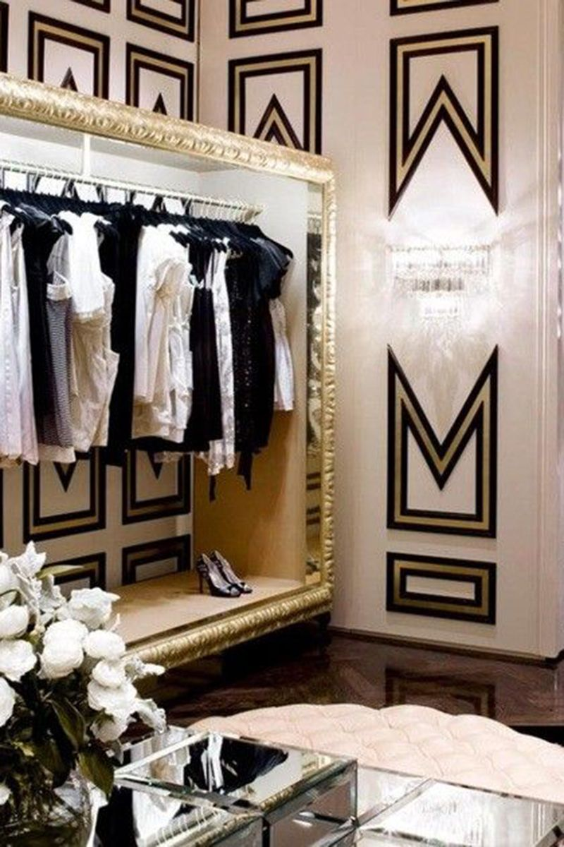 ab747a6491 Glam Interior Design Inspiration to Take From Pinterest - How to Decorate  Your Home Glamorously