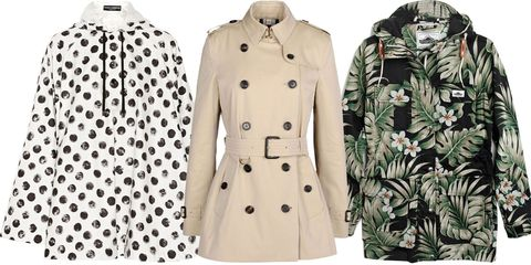 5ed74a1d4d7 10 Best Raincoats for Spring - Chic Rain Ponchos and Jackets