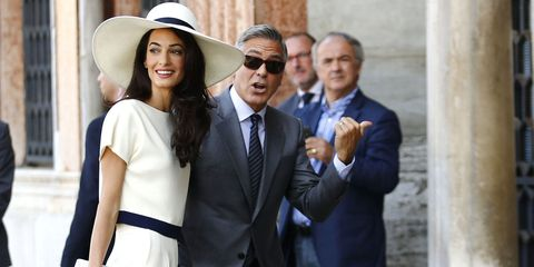 Amal Clooney is Selling out Clothes Faster Than Kate Middleton