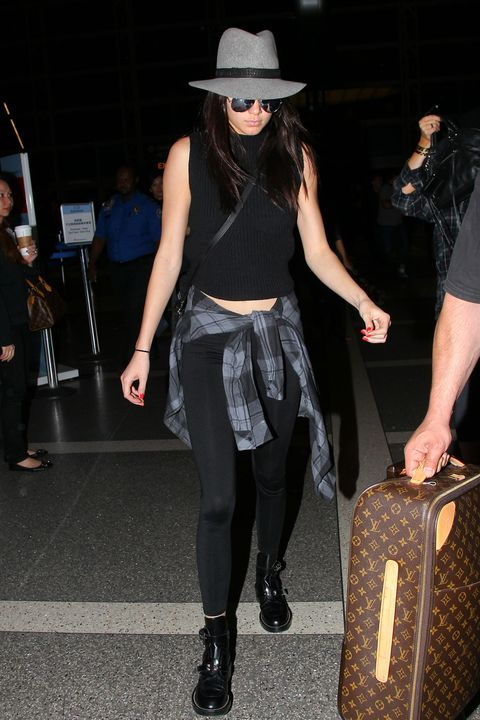 51366208 Reality TV stars the Kardashian family catches a flight out of LAX Airport on March 26, 2014 in Los Angeles, California. FameFlynet, Inc - Beverly Hills, CA, USA - +1 (818) 307-4813