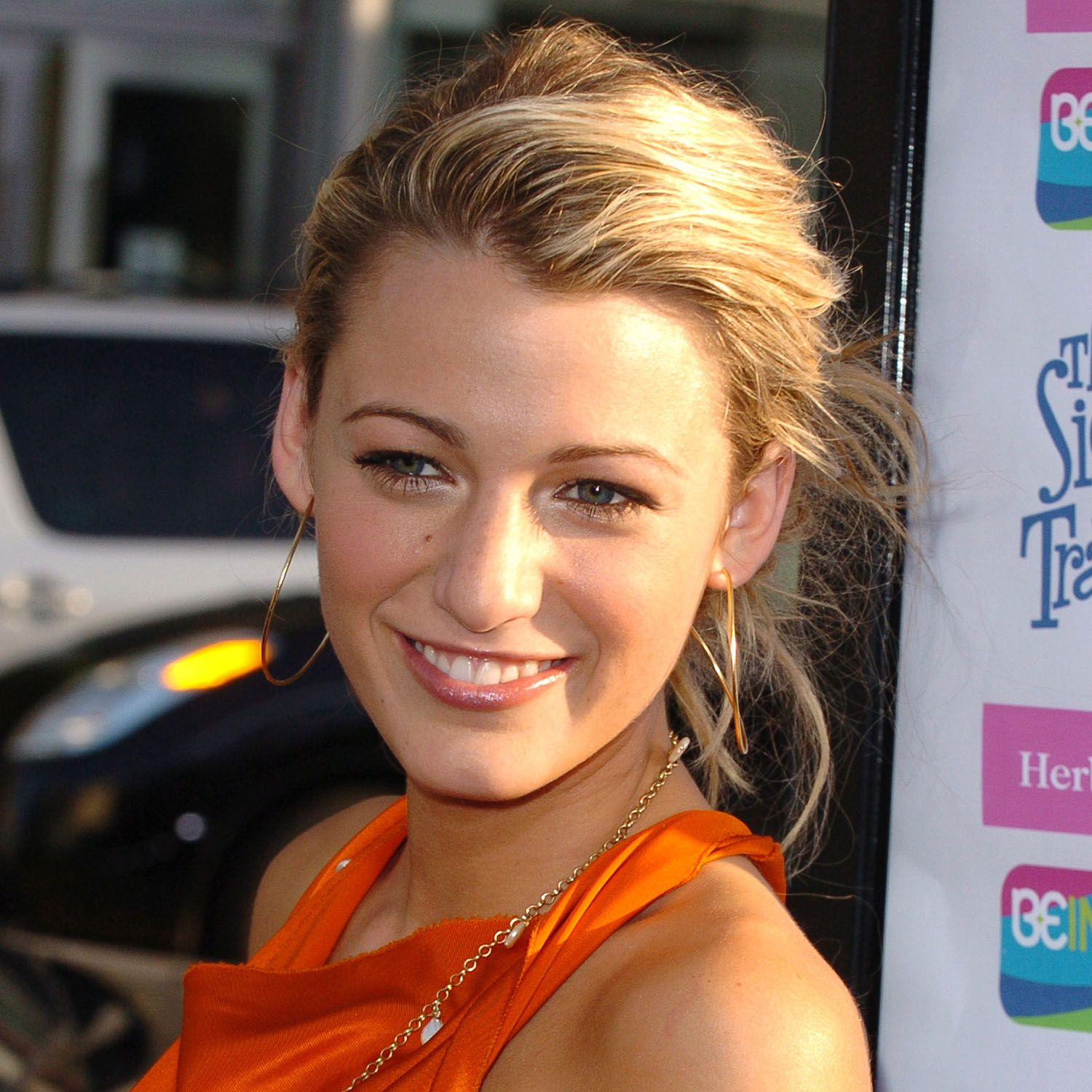 Blake Lively at the Grauman's Chinese Theatre in Hollywood, California (Photo by Steve Granitz/WireImage)