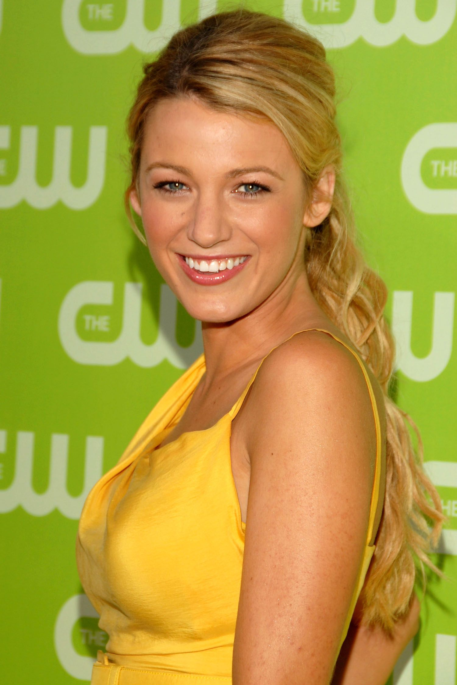 WEST HOLLYWOOD, CA - JULY 20:  Actress Blake Lively arrives at The CW TCA Party held at the Pacific Design Center on July 20, 2007 in West Hollywood, California.  (Photo by Mark Sullivan/WireImage)