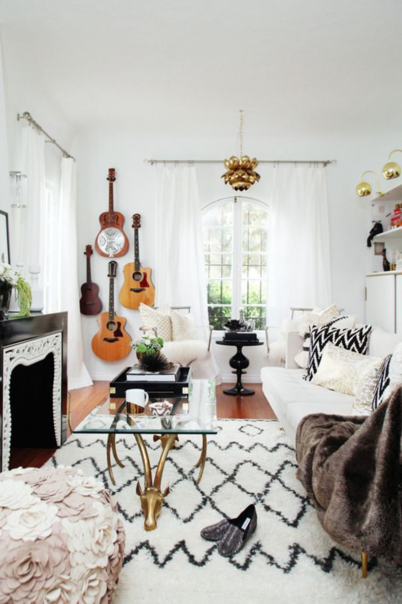 Bohemian Interior Design Trend And Ideas Boho Chic Home Decor