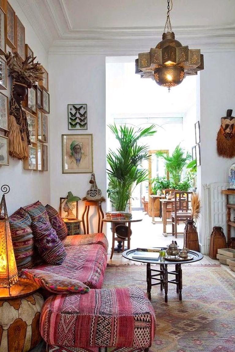Bohemian Interior Design Trend and Ideas - Boho Chic Home ...