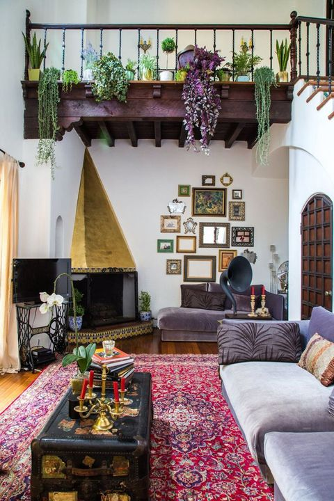 . Bohemian Interior Design Trend and Ideas   Boho Chic Home Decor