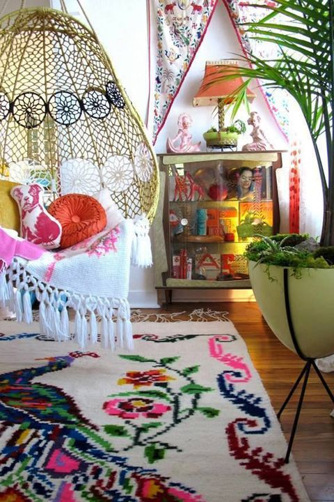 Hippie Chic Bedroom Ideas 2 Magnificent Inspiration