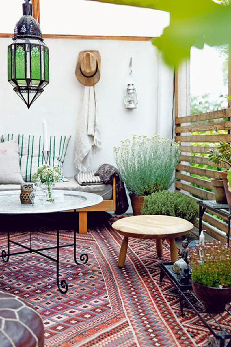 Bohemian Interior Design Trend and Ideas - Boho Chic Home Decor