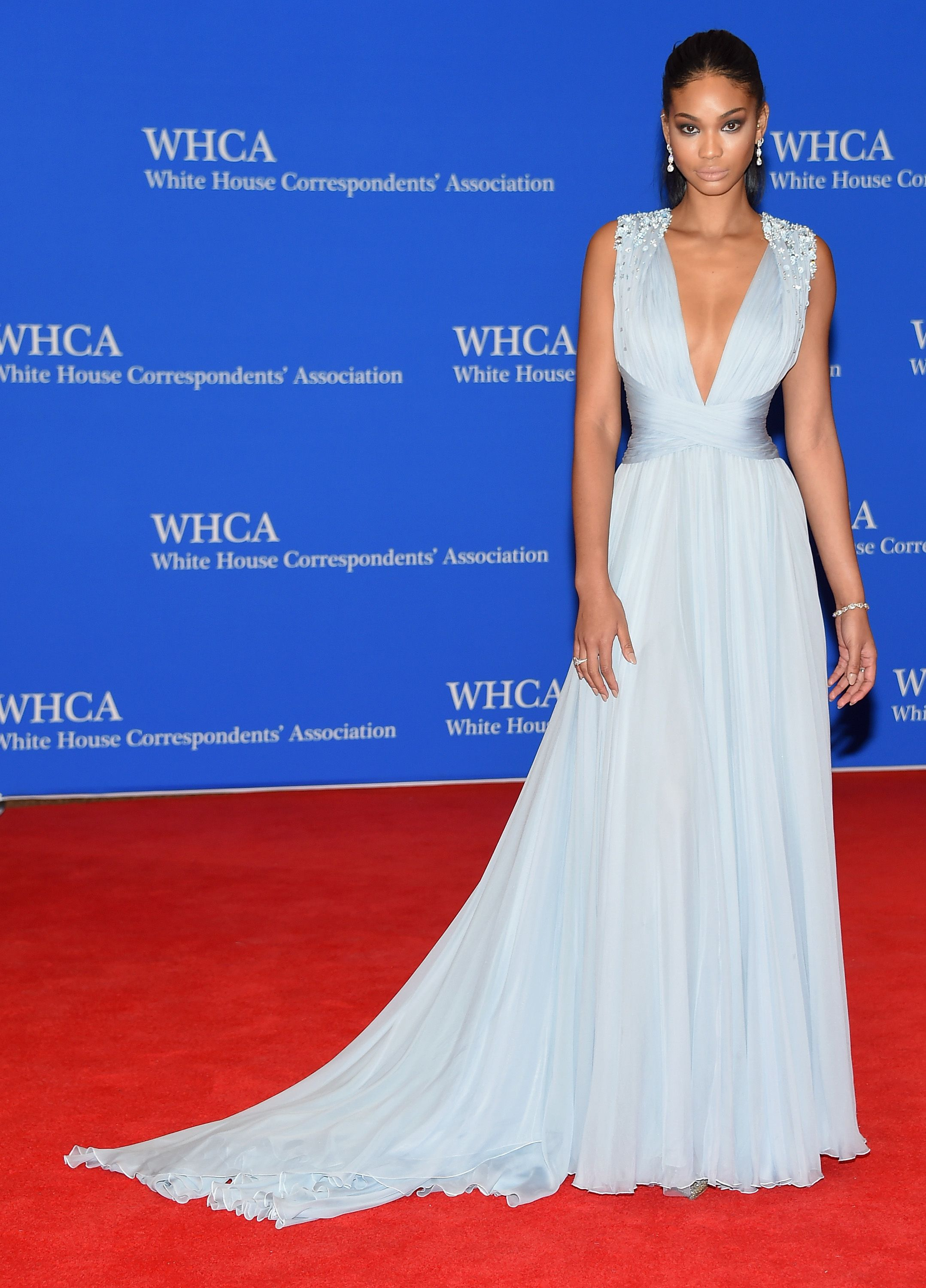 The Best Dressed Celebrities At White House Correspondents Dinner Red Carpet Fashion