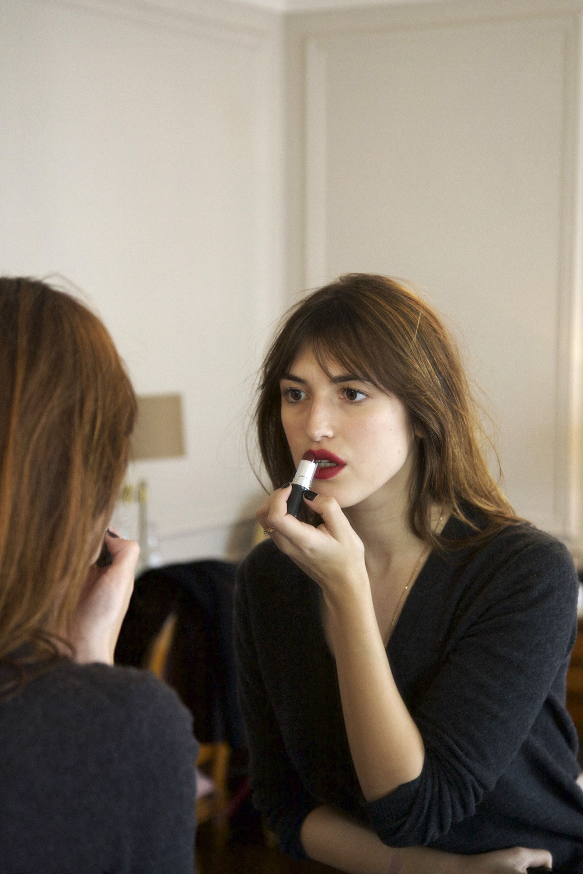 Beauty Vanity: Jeanne Damas