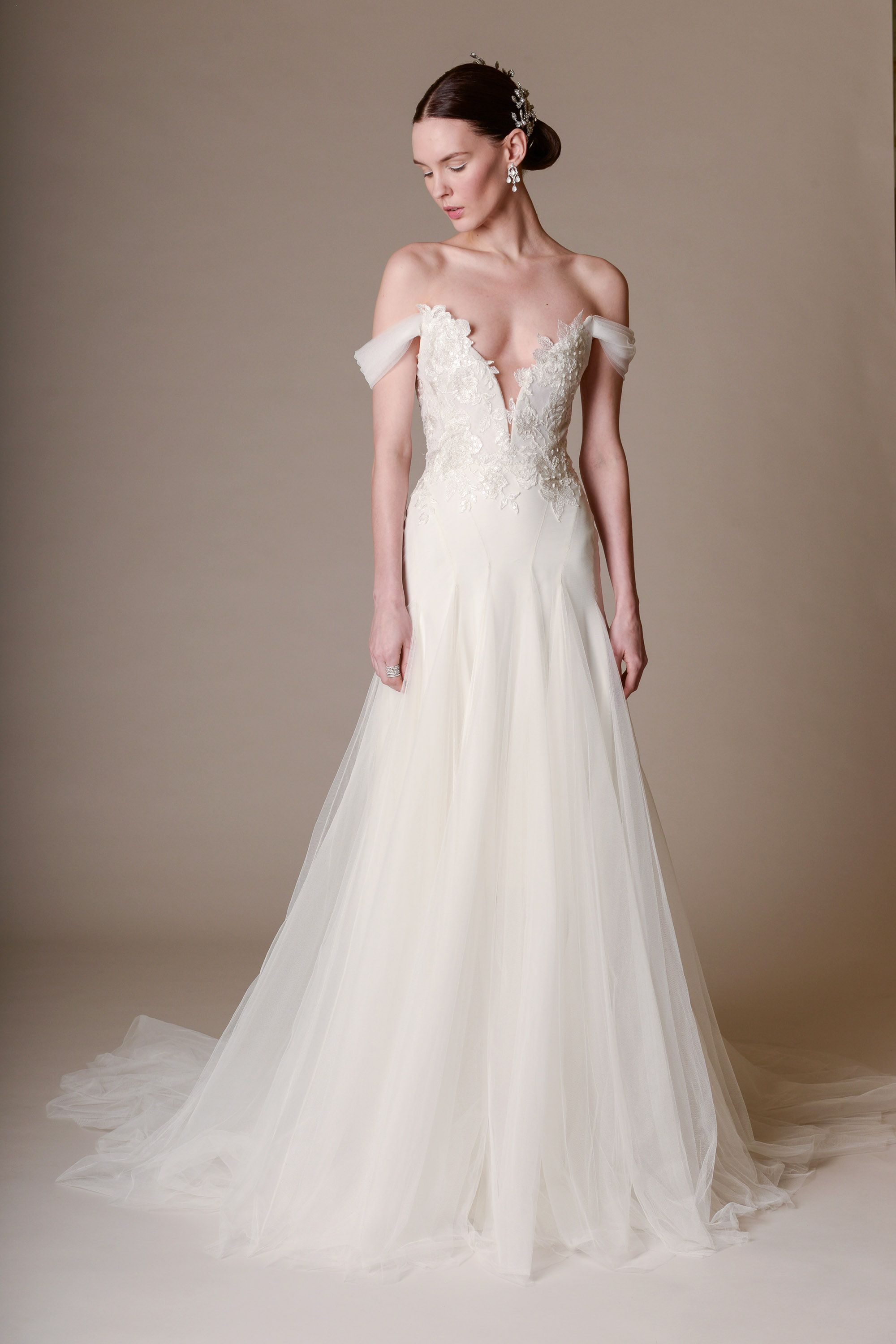 Spring 2016 Wedding Dress Trends | Brides